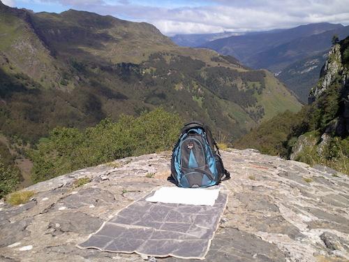 priere dans les pyrenees atlantique