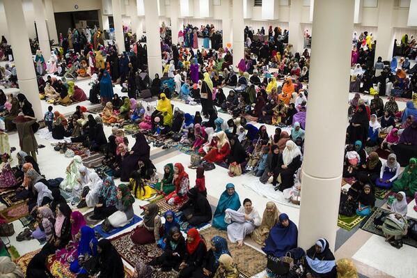 Prière de l'Aid au centre de seattle aux Etats-Unis