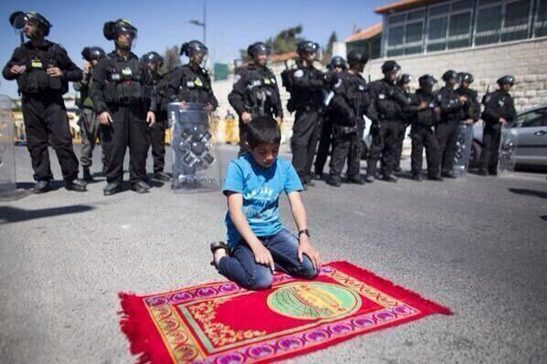 Devant l'armée en Palestine