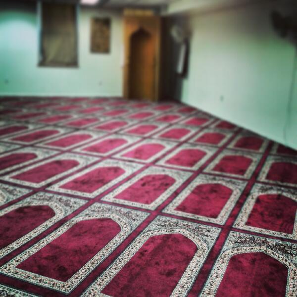 Dans une mosquée à Manhattan