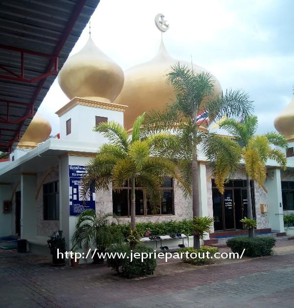 mosquée phuket
