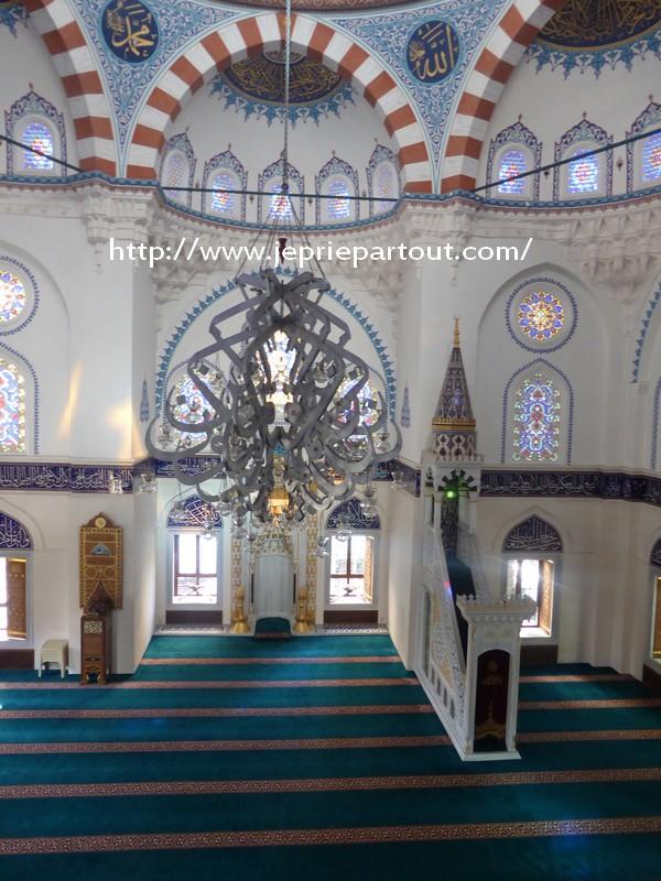 mosquée kobe camii japon