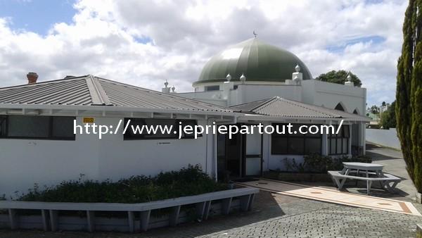 mosquée nouvelle zélande 1