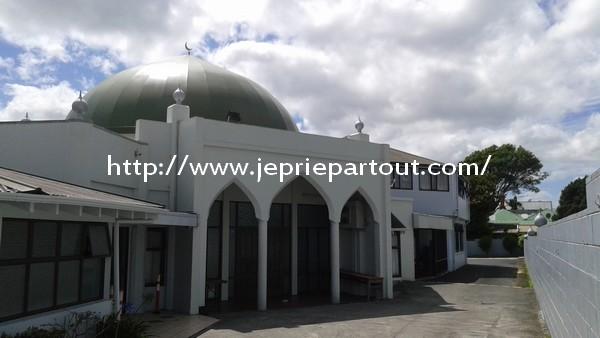 mosquée nouvelle zélande 2