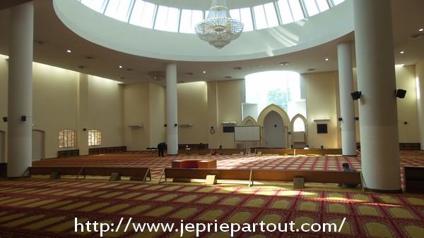 Au Centre Islamique de Buenos Aires