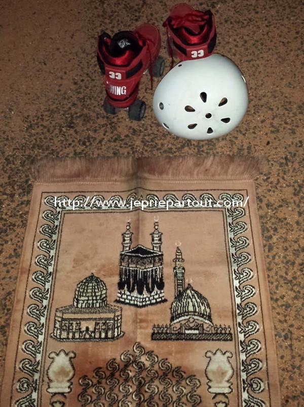 prière avant entrainement hockey